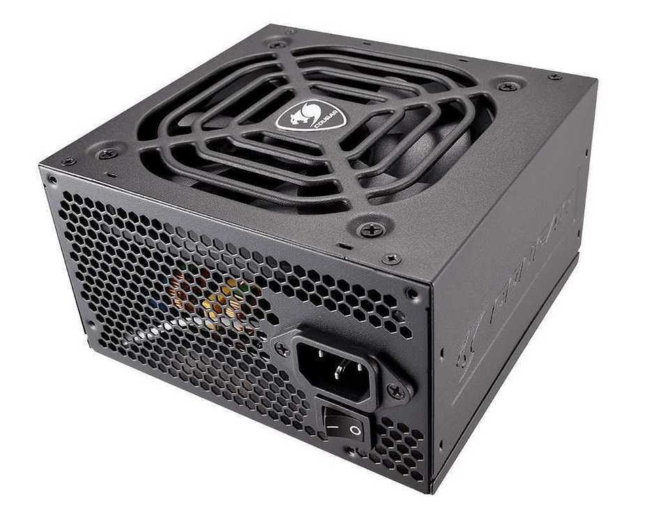 LOT DE 2 ALIMENTATIONS PC GAMING VTE600 80 PLUS BRONZE 600 WATTS vte5003