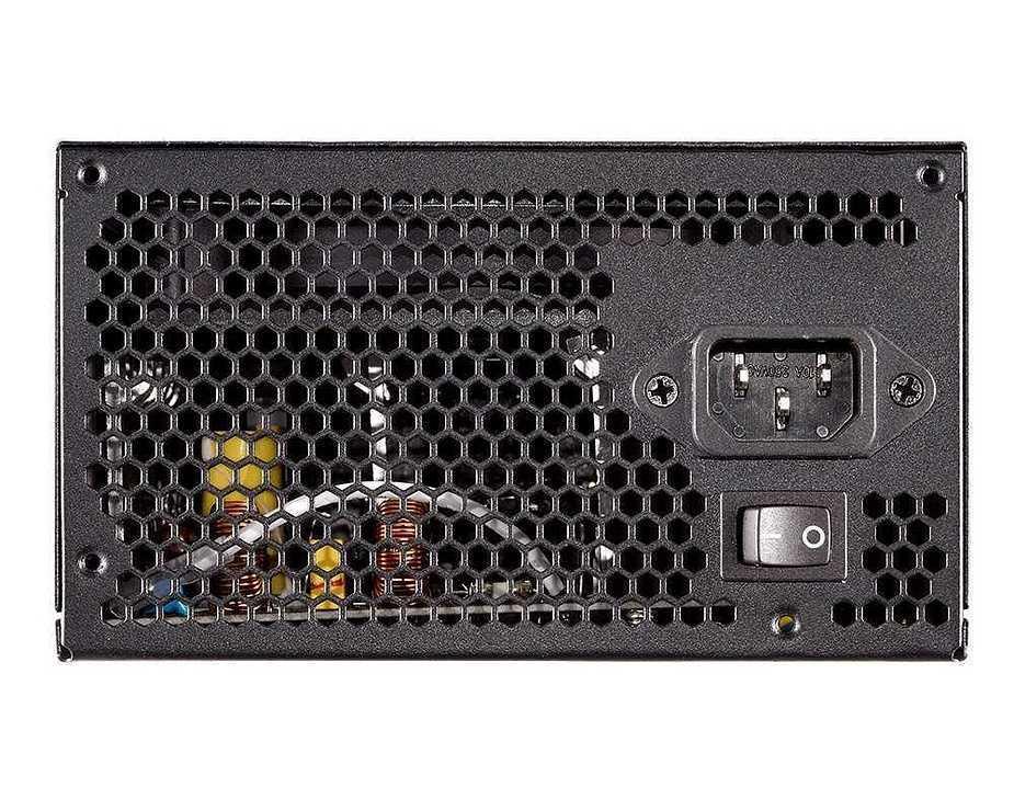 LOT DE 2 ALIMENTATIONS PC GAMING VTE600 80 PLUS BRONZE 600 WATTS vte5007