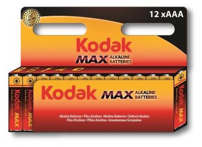 LOT DE 10 PACKS DE 12 PILES ALKALINE AAA 0