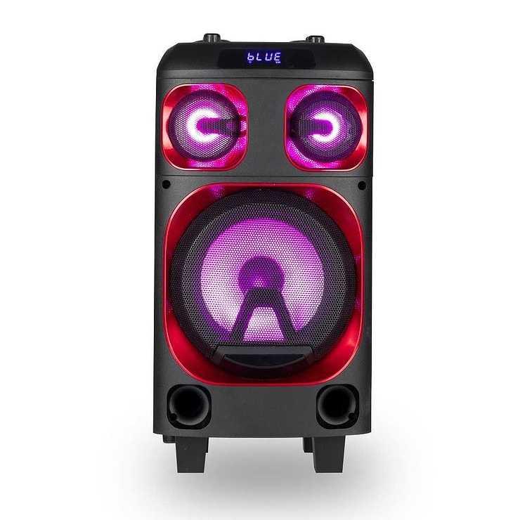 LOT DE 6 HP WILDSKA0 RGB AVEC MICRO BT 4.2 120 WATTS ngswildskazero4