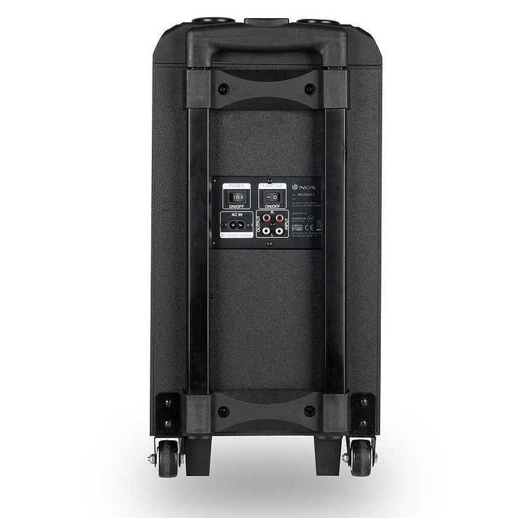 LOT DE 6 HP WILDSKA0 RGB AVEC MICRO BT 4.2 120 WATTS ngswildskazero5