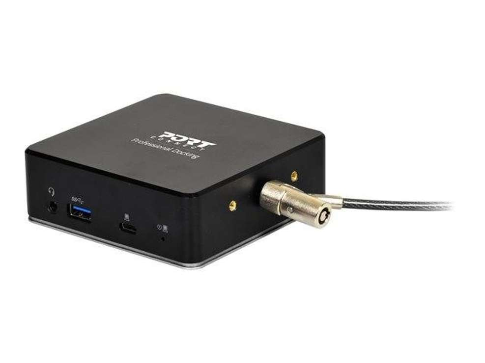 STATION D'ACCUEIL USB-C & USB-A DOUBLE SORTIE VIDEO 9019085