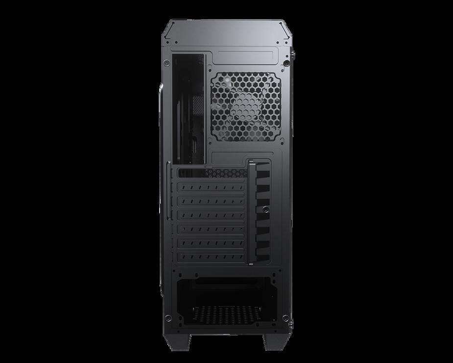 BOITIER PC GAMING MX331 MESH PANNEAU EN MAILLE boitiermx331mesh6