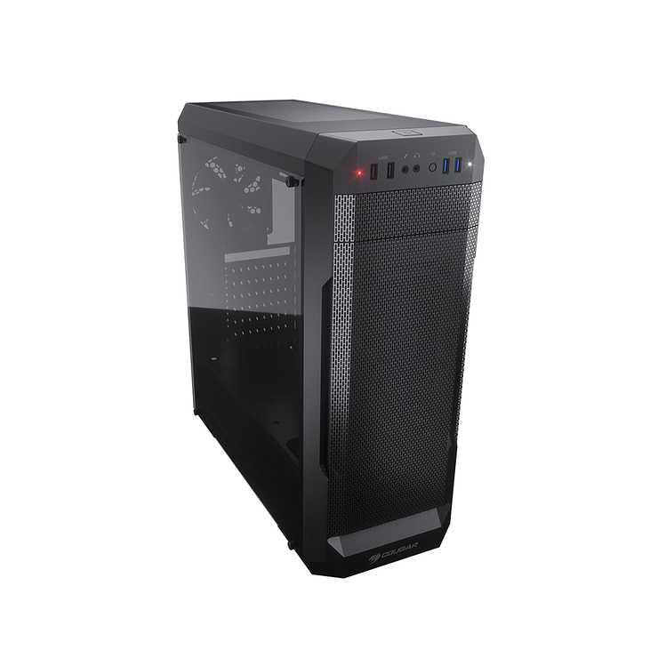 BOITIER PC GAMING MX331 MESH PANNEAU EN MAILLE 0