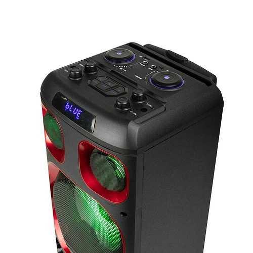 HP WILDSKA0 RGB AVEC MICRO BT 4.2 120 WATTS ngswildskazero3