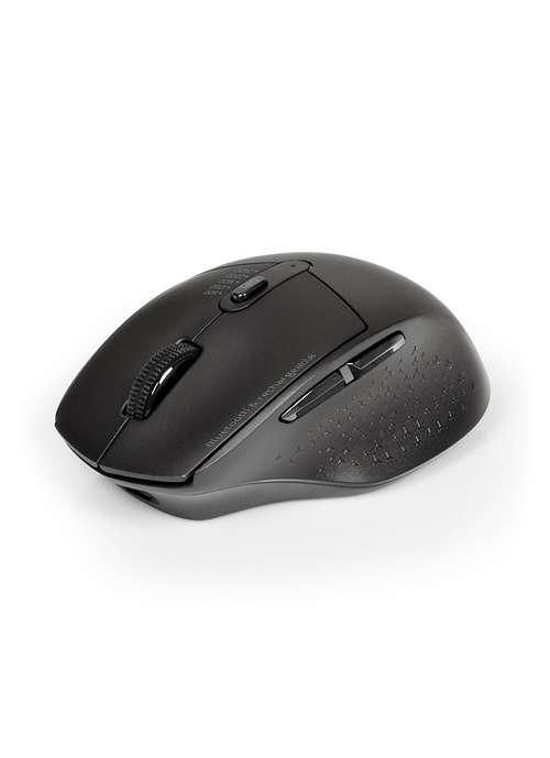 SOURIS SANS FIL SILENCIEUSE RECHARGEABLE / BLUETOOTH USB + TYPE C mouse-rechargeable-bluetooth-combo-pro3