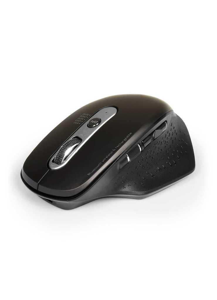 SOURIS PRO SANS FIL SILENCIEUSE RECHARGEABLE / BLUETOOTH USB + TYPE C mouse-rechargeable-bluetooth-combo-expert4