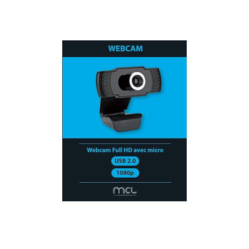 CAMERA FULL HD RESOLUTION 1080x1920 AVEC MICRO NOIR web-fhdpack