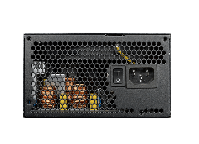 ALIMENTATION PC GAMING GEX650 80 PLUS GOLD 650 WATTS gex6