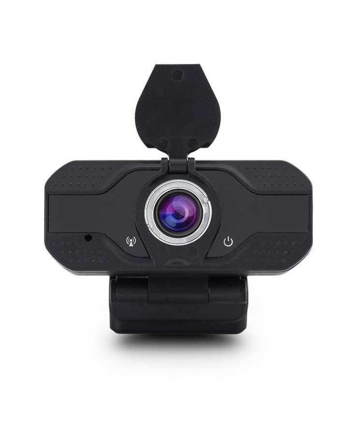 CAMERA FULL HD 2M PIXELS AUTOFOCUS NOIR USB webee-webcam-usb-full-hd-1080p-2m-pixels-autofocus