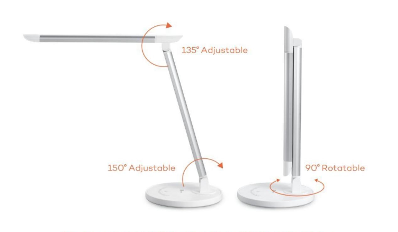 LAMPE LED DL13 avis-test-lampe-de-bureau-led-taotronics-tt-dl13