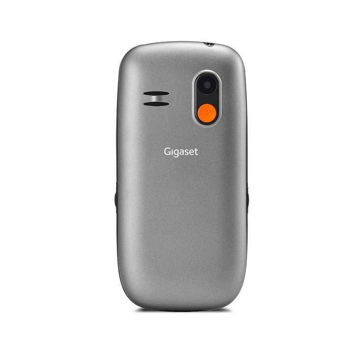 LOT DE 6 TELEPHONES MOBILES GL390 AVEC TOUCHES LARGES ET FONCTION SOS gl3902