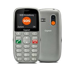 LOT DE 6 TELEPHONES MOBILES GL390 AVEC TOUCHES LARGES ET FONCTION SOS