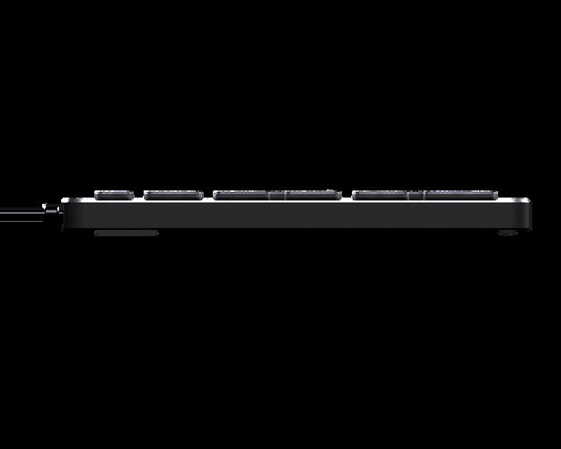 CLAVIER GAMING VANTARAX RGB ALUMINIUM vantarax7
