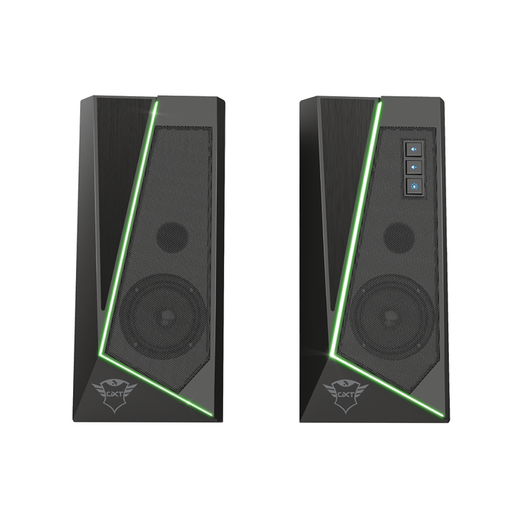 HP GXT-609 ZOXA RGB 2.0 PUISSANCE 6 WATTS RMS 240708