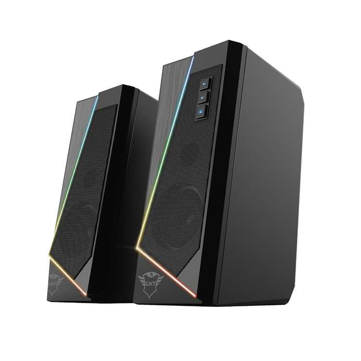 HP GXT-609 ZOXA RGB 2.0 PUISSANCE 6 WATTS RMS 0