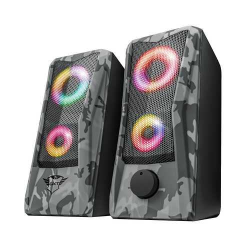 HP GXT 606 JAVV RGB 2.0 PUISSANCE 6 WATTS RMS CAMOUFLAGE 0