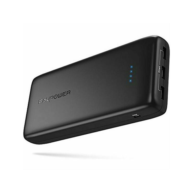 POWERBANK 32000 MAH 3 X USB 6A 0