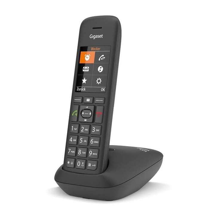 TELEPHONE C575 SOLO SANS FIL - NOIR gsc575noir3