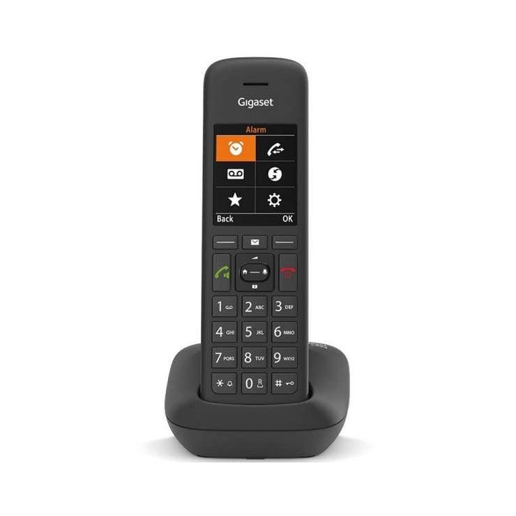 TELEPHONE C575 SOLO SANS FIL - NOIR 0