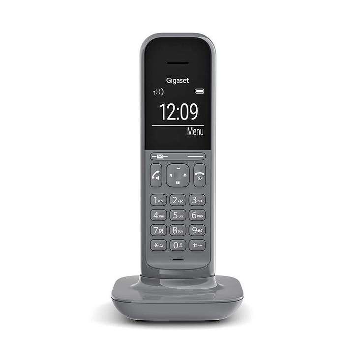 TELEPHONE CL390 DUO SANS FIL AVEC REPONDEUR- GRIS gscl390gris7