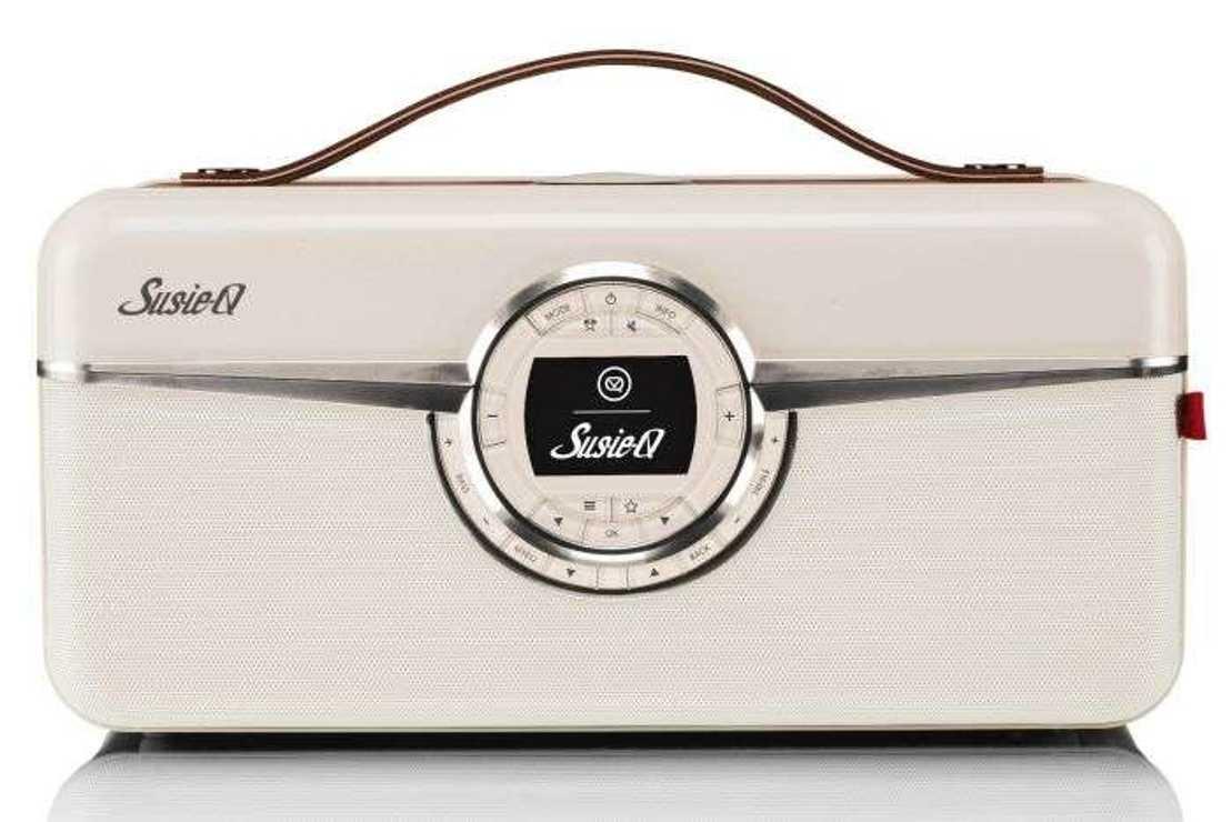 RADIO RETRO SUSIE Q DAB / DAB+ / FM/ WIFI 80 WATTS - NOYER vqsqwt2