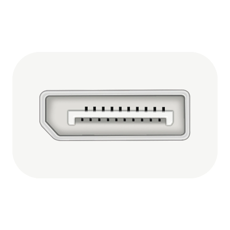 ADAPTATEUR DISPLAY USB TYPE-C VERS DISPLAYPORT 4K jca140-4-22400x