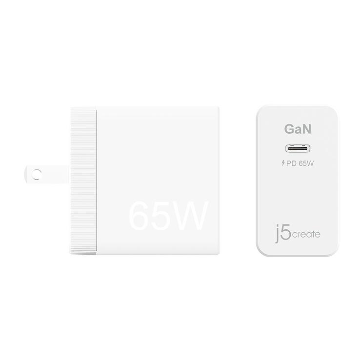 MINI CHARGEUR SECTEUR USB-C GaN PD 65 W jup1365-4-12400x