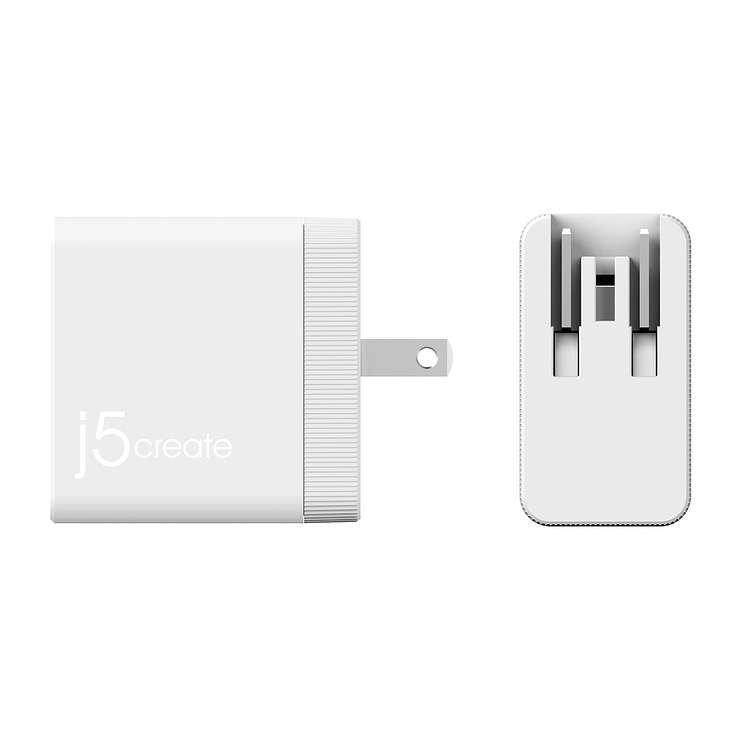 MINI CHARGEUR SECTEUR USB-C GaN PD 65 W jup1365-4-22400x