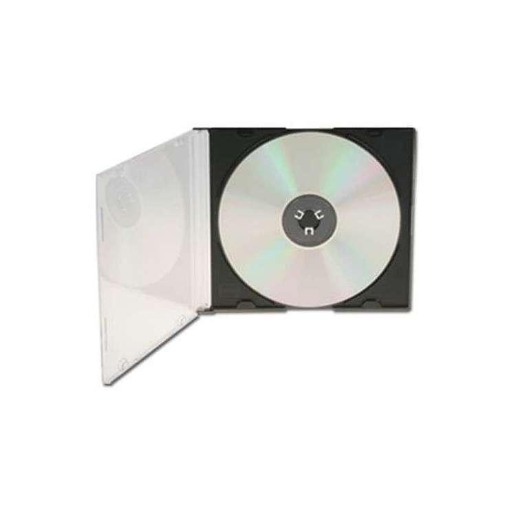 LOT DE 10 PACKS DE 10 BOÎTIERS CD SLIM cdts-10mpi-b-2