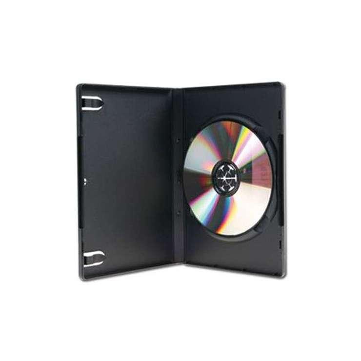 LOT DE 10 PACKS DE 5 BOÎTIERS DVD dvd-10mpi-b-2