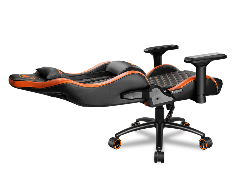 FAUTEUIL GAMING OUTRIDER S - NOIR / ORANGE outriders2