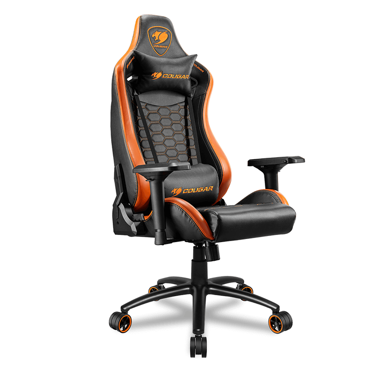 FAUTEUIL GAMING OUTRIDER S - NOIR / ORANGE outriders5