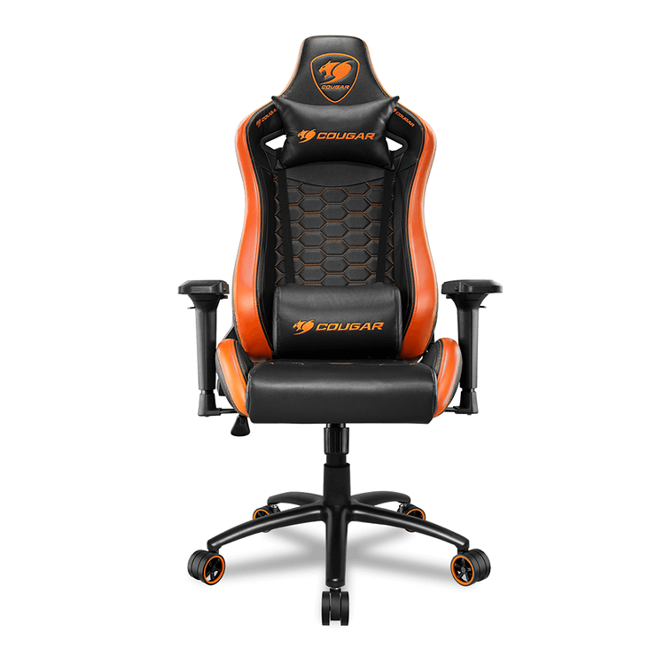 FAUTEUIL GAMING OUTRIDER S - NOIR / ORANGE 0