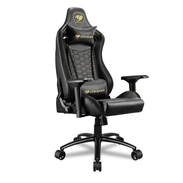 FAUTEUIL GAMING OUTRIDER S ROYAL- NOIR / OR outridersroyal6