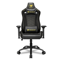 FAUTEUIL GAMING OUTRIDER S ROYAL- NOIR / OR