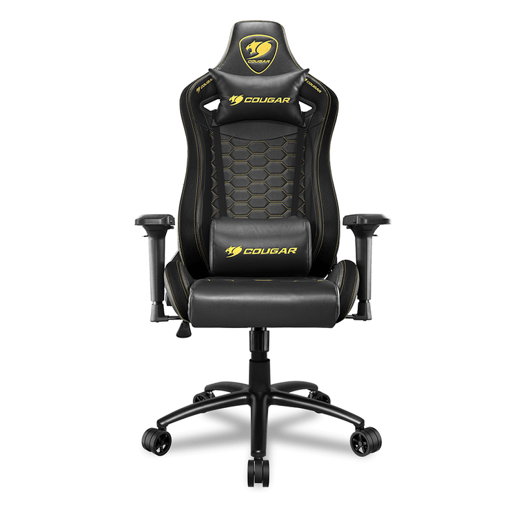 FAUTEUIL GAMING OUTRIDER S ROYAL- NOIR / OR 0
