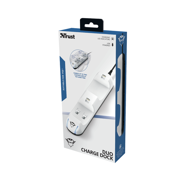 STATION DE CHARGE GXT 251 DUO CHARGING DOCK POUR PS5 24173picturespackagevisual1