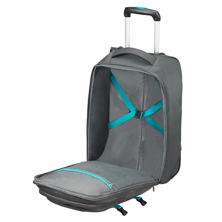 SAC A DOS / TROLLEY AT ROAD QUEST 15.6'''' - GRIS 89442-41674