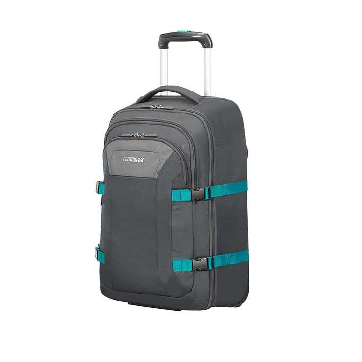 SAC A DOS / TROLLEY AT ROAD QUEST 15.6'''' - GRIS 0