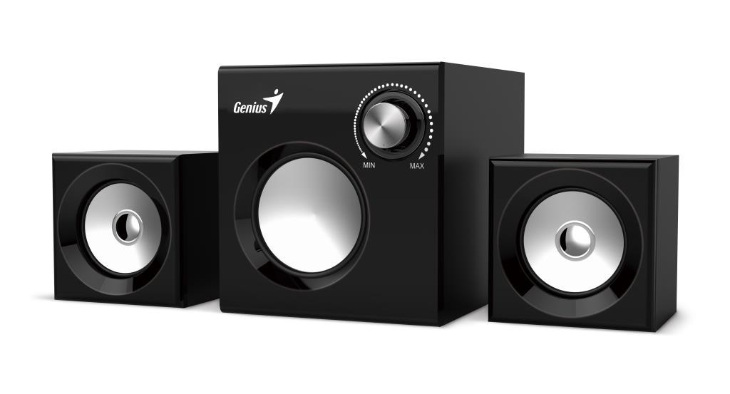 haut-parleurs sw-2.1 375 noir systeme 2.1 - noriak
